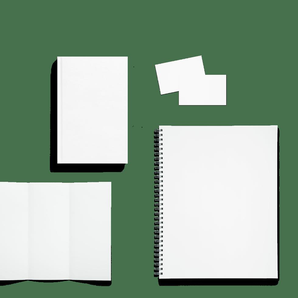 Abbildung - Digitaldruck & Binden