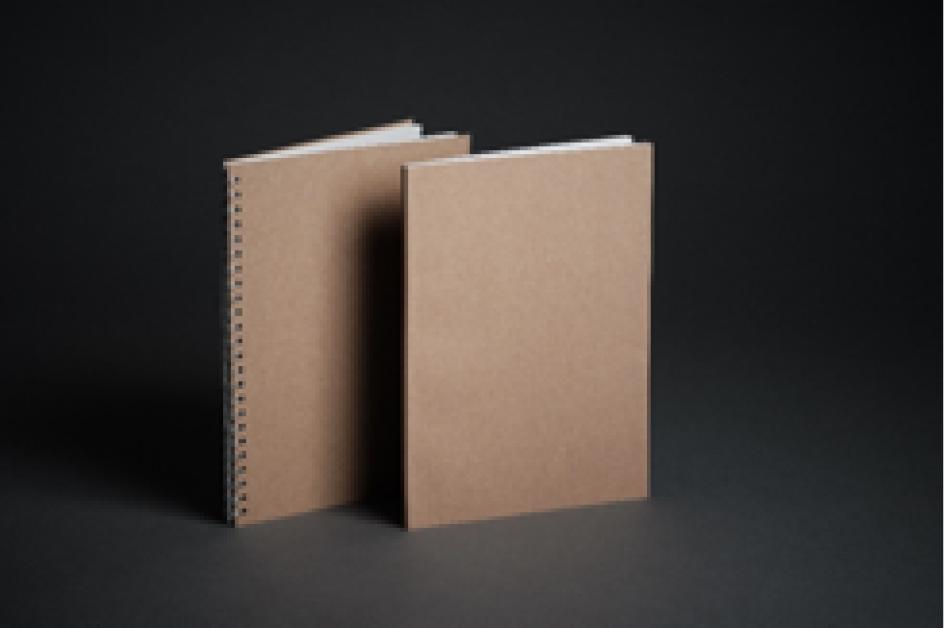 Abbildung - Notizbücher