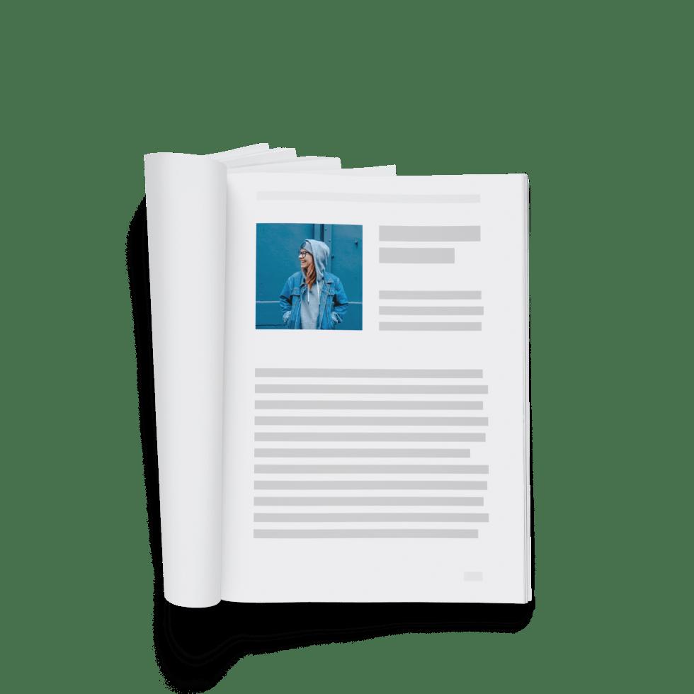 Abbildung - Magazine & Zeitungen