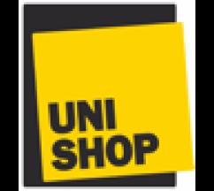 Logo des Unishop